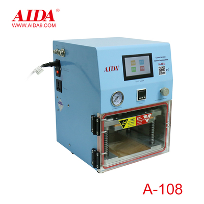 Vacuum laminating machine AIDA-108