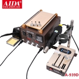 A-939D Soldering station + mobile phone screen separator