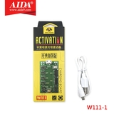 W111 Battery charging activation board