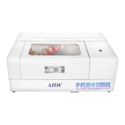 Laser film cutting machine