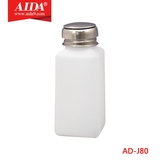 AD-J80 Premium alcohol bottle