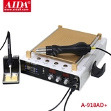 A-918AD+ Soldering station + mobile phone screen separator